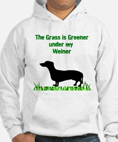 Grass is Greener Hoodie