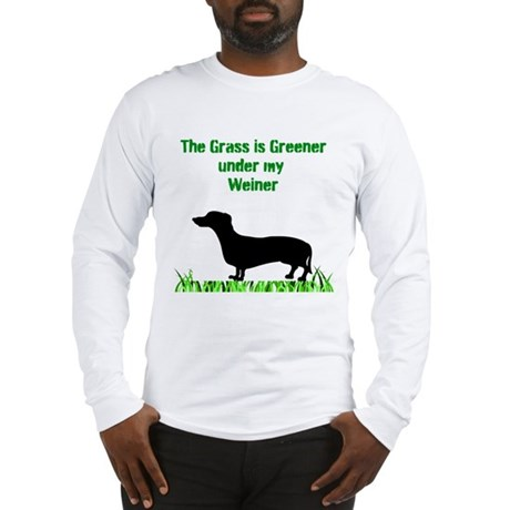 Grass is Greener Long Sleeve T-Shirt
