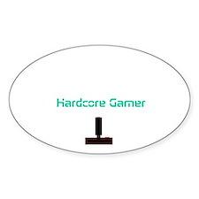 Hardcore Gamer Stickers