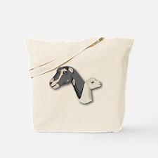 LaMancha Goat Tote Bag
