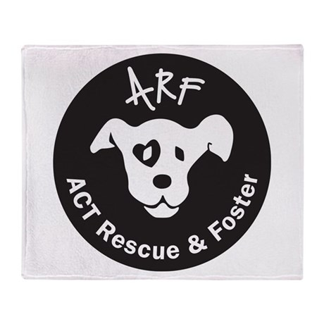 ARF Throw Blanket