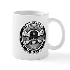 USCG Storekeeper Skull SK Mug