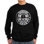 USCG Musician Skull MU Sweatshirt (dark)