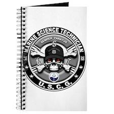USCG Marine Science Technicia Journal