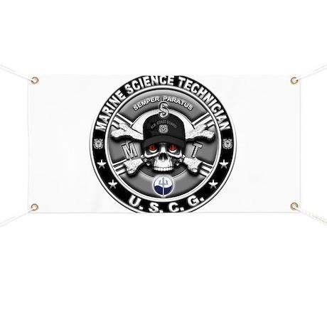 USCG Marine Science Technicia Banner