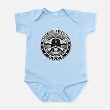 USCG Marine Science Technicia Infant Bodysuit