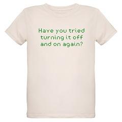 it-crowd-light-shirt T-Shirt