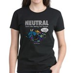 NEUTRAL Women's T-Shirt (black)