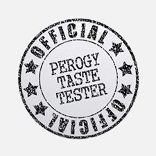 Perogy Tester Ornament