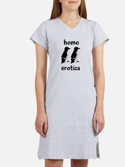 Homo Erotica Women's Nightshirt