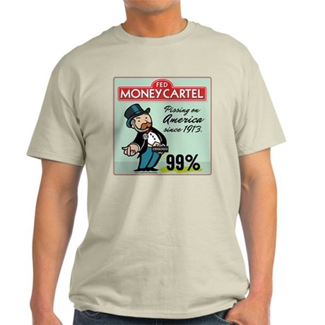 Fed Parody Light T-Shirt