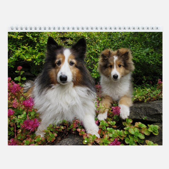 Mommy and Me Wall Calendar