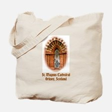 St. Magnus Cathedral, Orkney Tote Bag