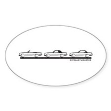 Mercedes 450 SL Type 107 Decal