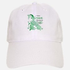 I Wear Green I Love My Son Baseball Baseball Cap