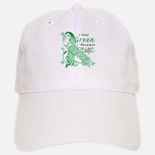 I Wear Green I Love My Sister Baseball Baseball Cap