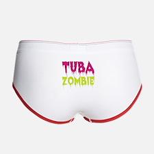 Tuba Zombie Women's Boy Brief