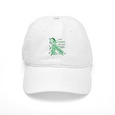 I Wear Green I Love My Great Baseball Cap