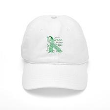 I Wear Green I Love My Daught Baseball Cap