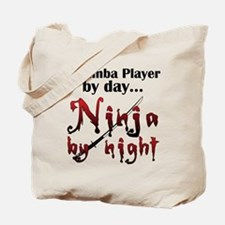 Marimba Ninja Tote Bag