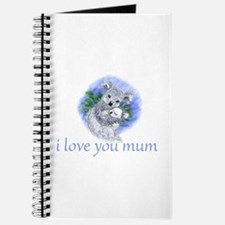 i love you mum koalas Journal