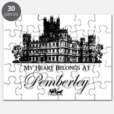 Jane Austen Gift Puzzle