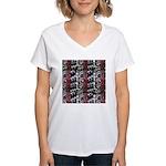 Hotel ChelseaNYC Women's V-Neck T-Shirt