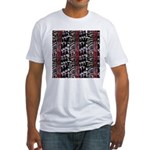 Hotel ChelseaNYC Fitted T-Shirt