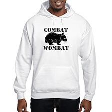 Combat Wombat Hoodie