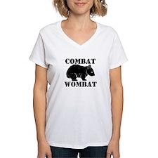 Combat Wombat Shirt