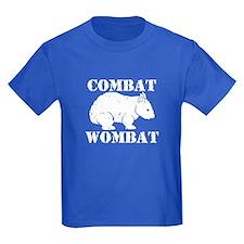 Combat Wombat T
