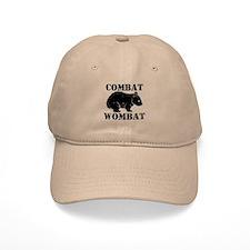 Combat Wombat Baseball Cap