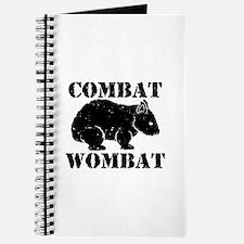 Combat Wombat Journal