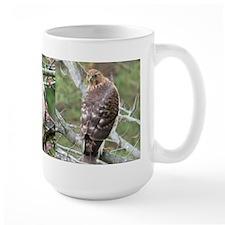 Broad-winged Hawk Mug