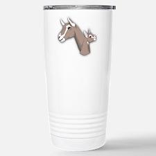 Toggenburg Goat Travel Mug