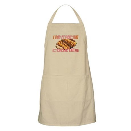 Did it for the Cookies Apron
