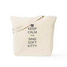 Warm Kitty Tote Bag