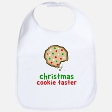 Cookie Taster Bib