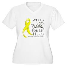 Hero Ribbon Sarcoma T-Shirt