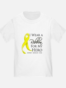 Hero Ribbon Sarcoma T