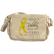 Hero Ribbon Sarcoma Messenger Bag