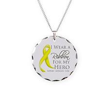 Hero Ribbon Sarcoma Necklace