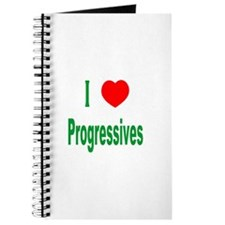 I Love (Heart) Progressives Journal