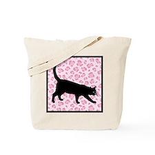 Cat Spots Tote Bag