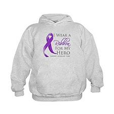 Hero Pancreatic Cancer Hoodie