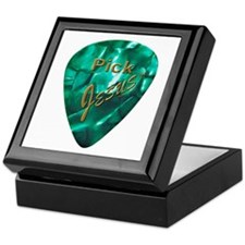 Pick Jesus Keepsake Box