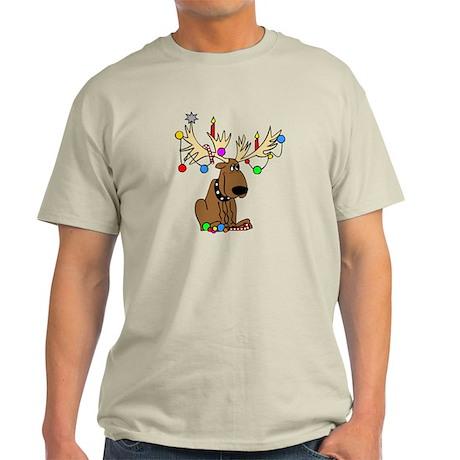 Reindeer Dog Light T-Shirt