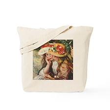 Young Artists, Renoir Tote Bag