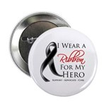 Hero Melanoma Ribbon 2.25