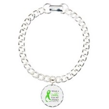 Hero Ribbon Lymphoma Bracelet